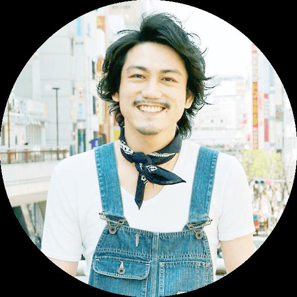 美容院でも床屋でもない町田のヘアサロン Hair design Rodge.(ロッジ) スタイリスト 平井健太